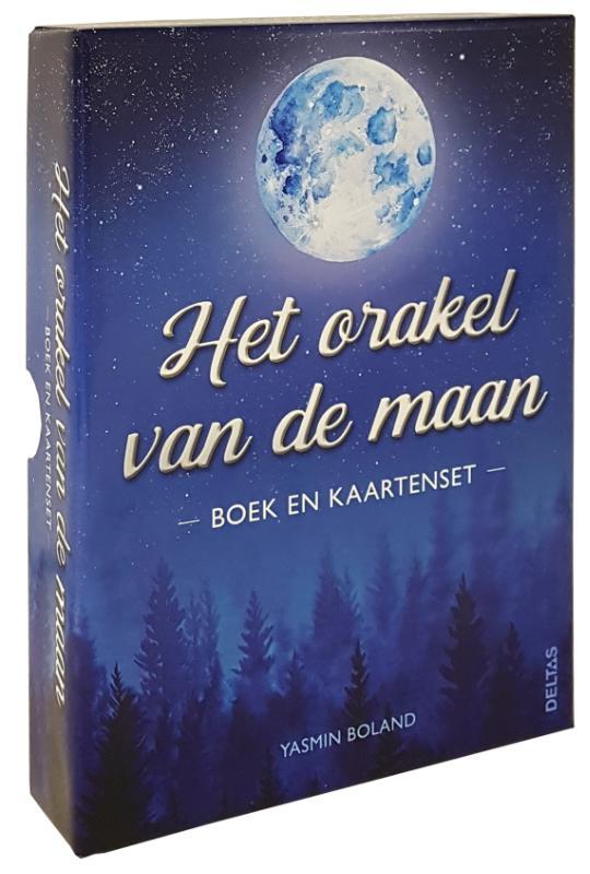 Het orakel van de maan - Boek en kaartenset