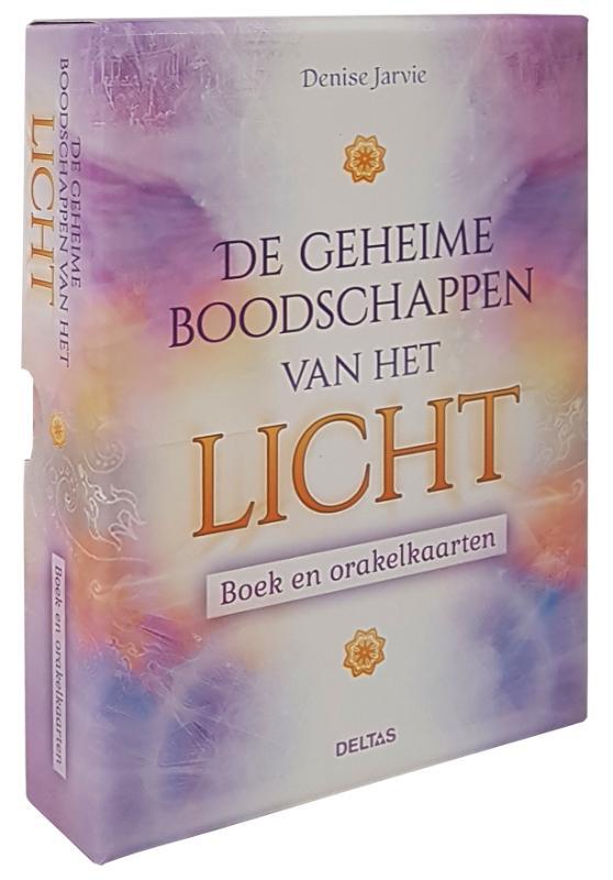 De geheime boodschappen van het licht - Boek en orakelkaarten
