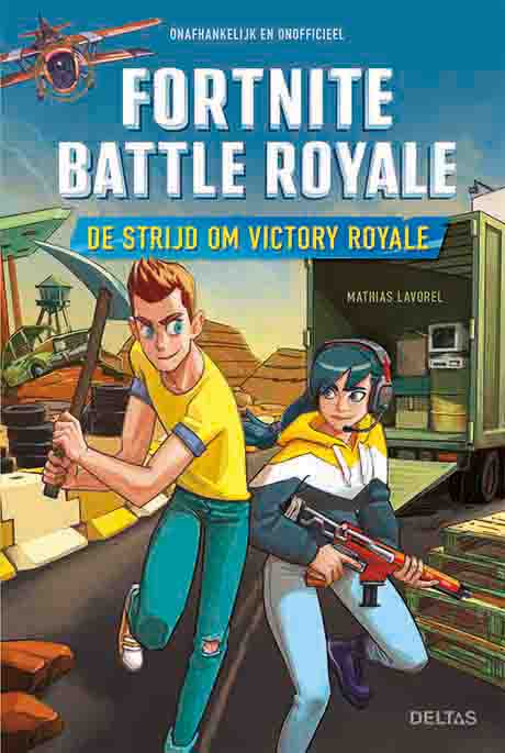 Fortnite Battle Royale: De strijd om Victory Royale