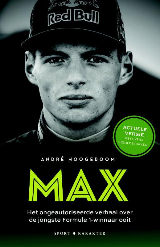 Max: De jongste Formule 1-winnaar ooit (incl. hele seizoen 2017)