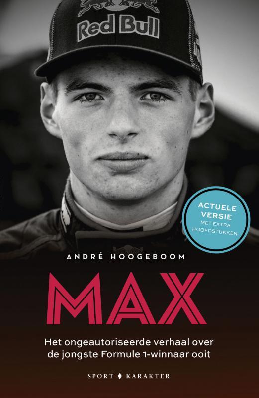 Max - De jongste Formule 1-winnaar ooit