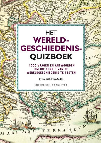 Het wereldgeschiedenis-quizboek