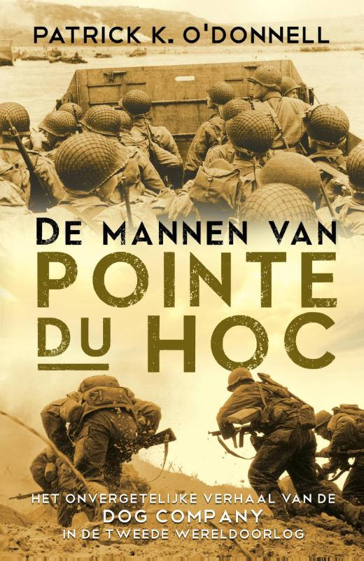 De mannen van Pointe du Hoc (eBook)