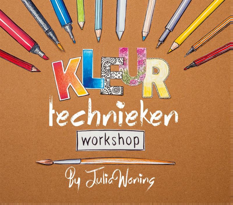 Kleurtechnieken Workshop