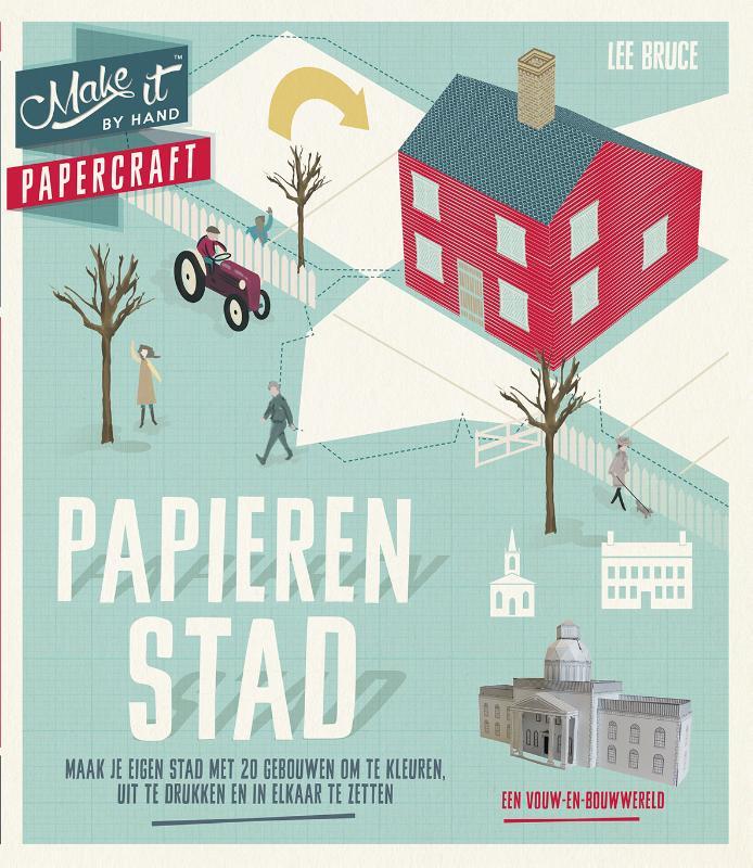 Make it Papieren stad