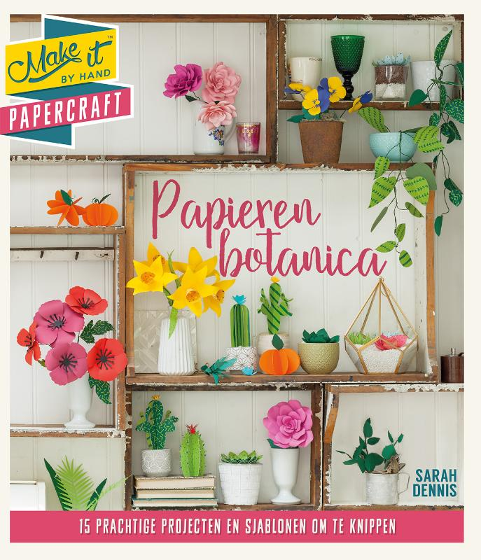 Make it: Papieren botanica