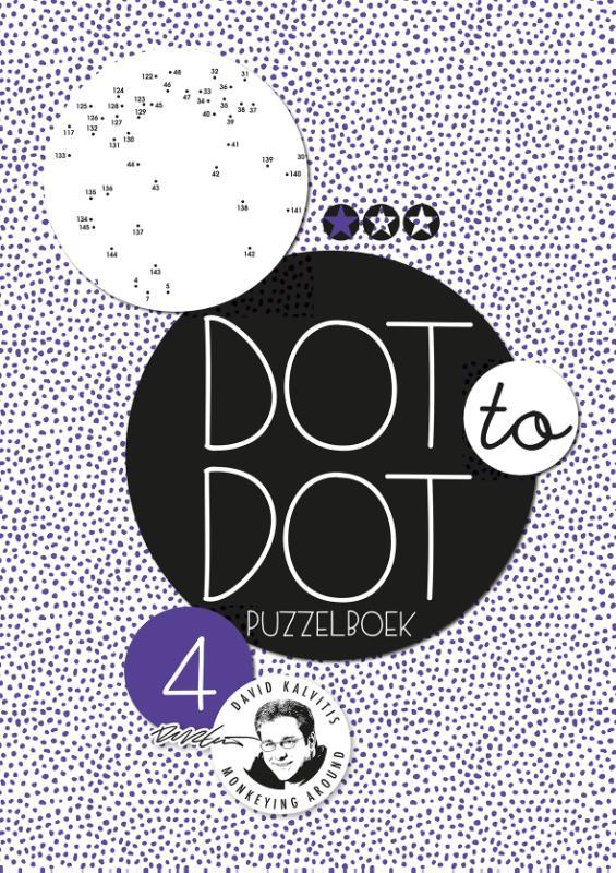 Dot to dot puzzelboek deel 4