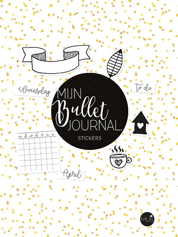 Mijn bullet journal STICKERS