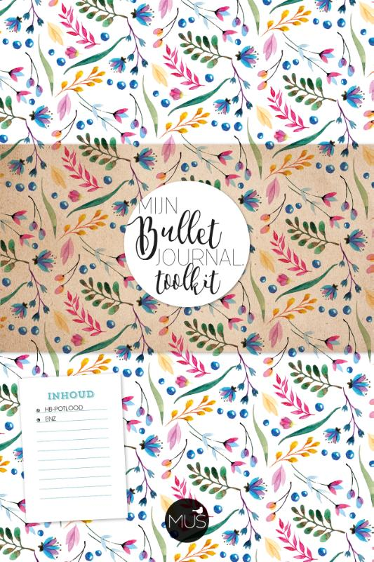 Mijn bullet journal toolkit 2