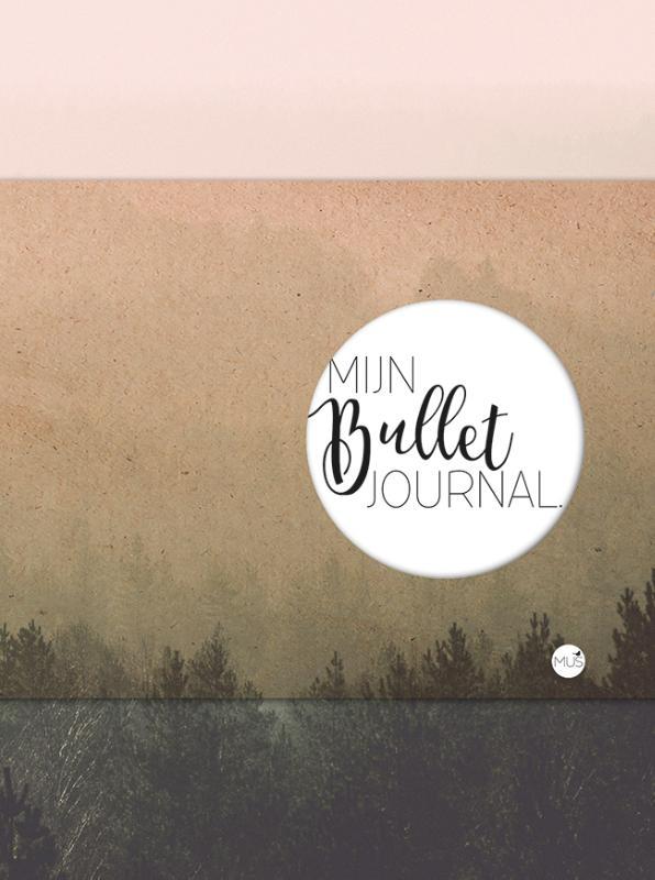 Mijn Bullet Journal Forest