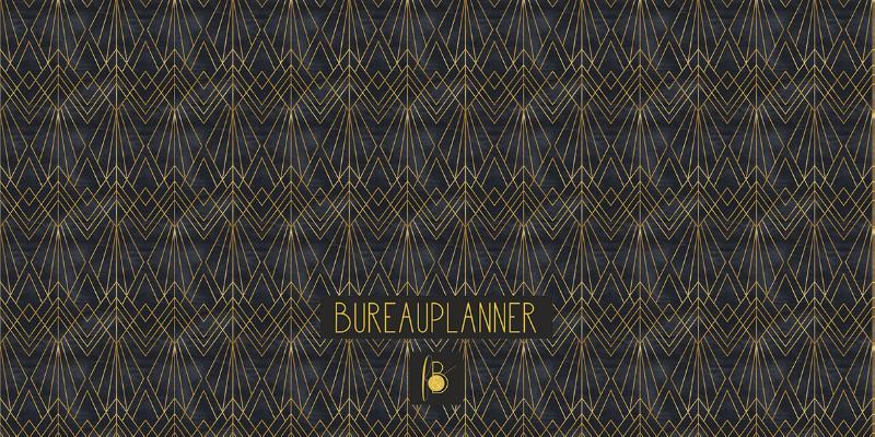 Bureauplanner (Wire-O)