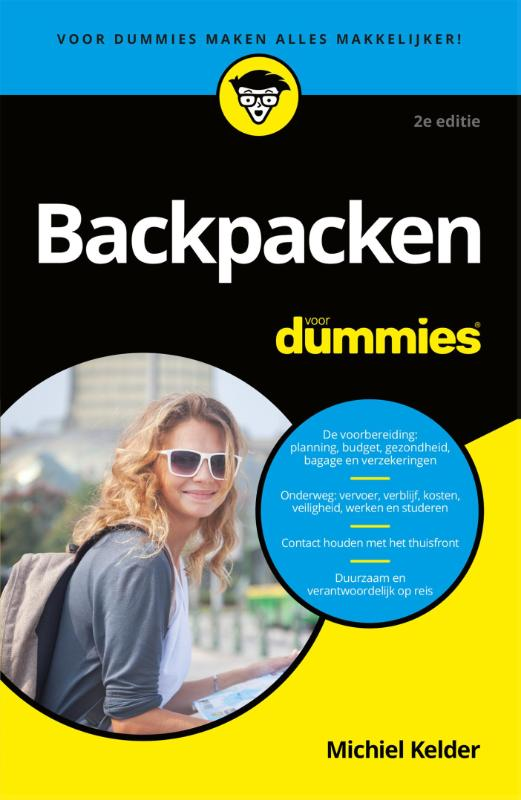 Backpacken voor Dummies, 2e editie