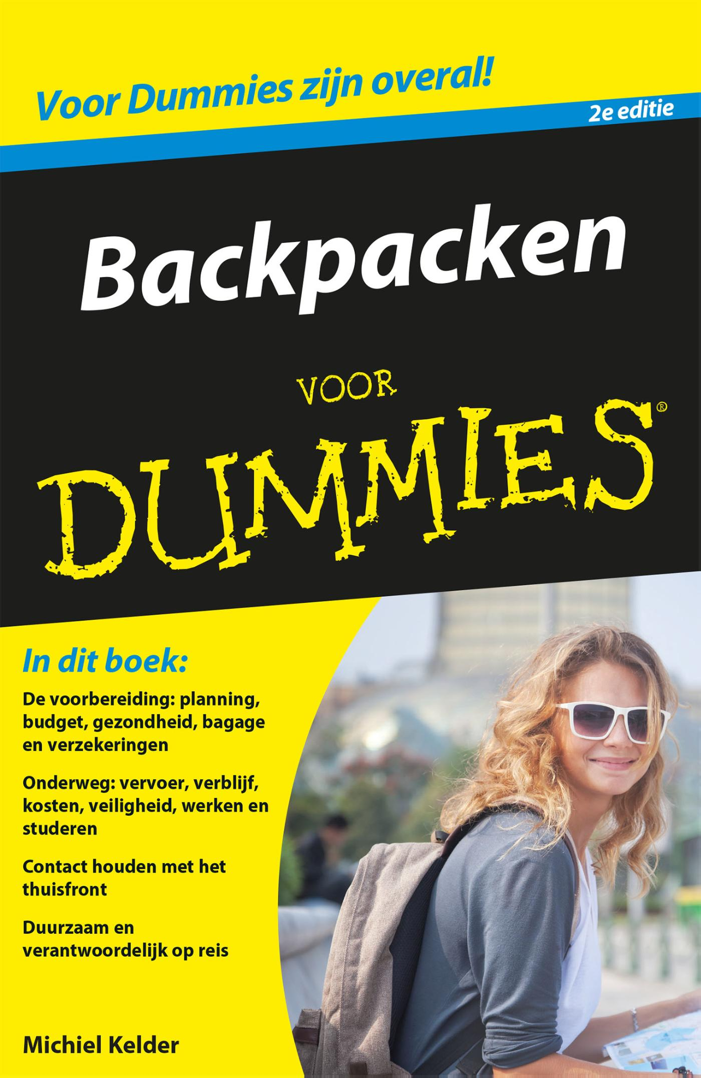 Backpacken voor Dummies (eBook)