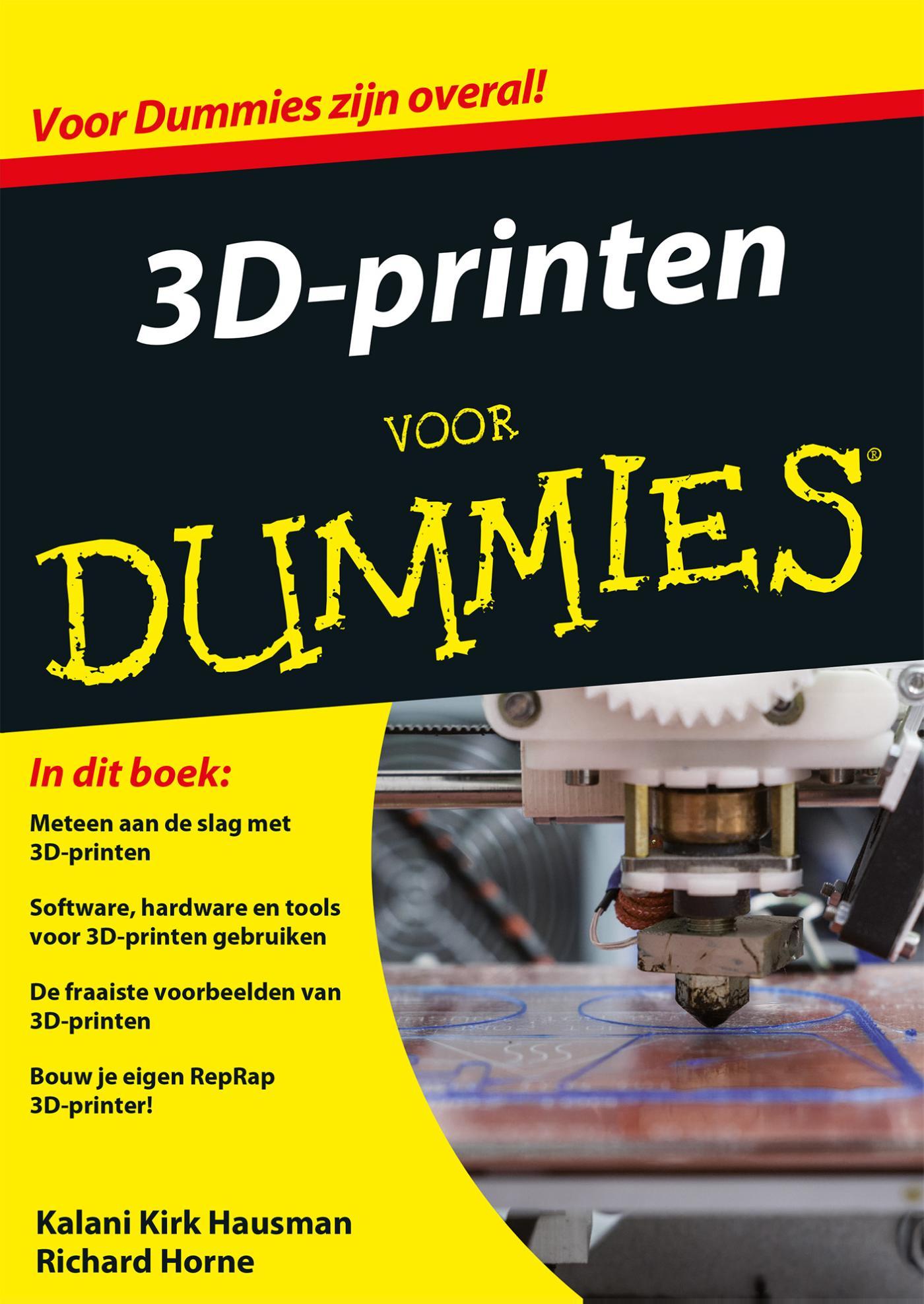3D-printen voor Dummies (eBook)
