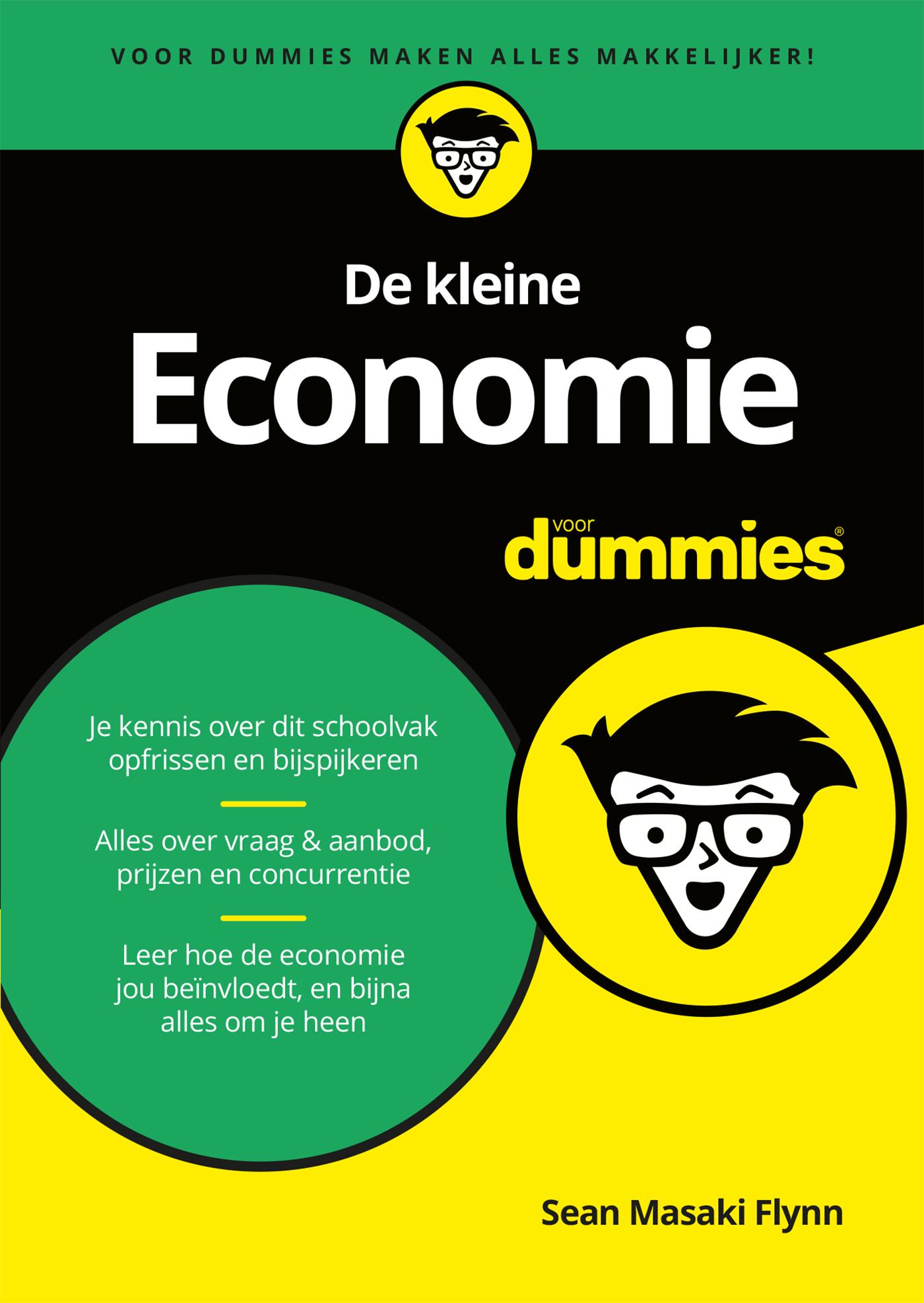 De kleine Economie voor Dummies (eBook)