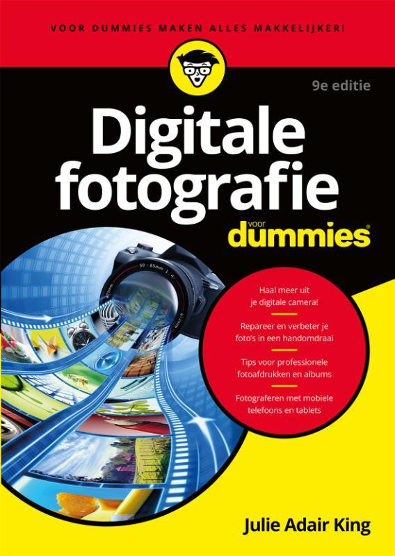 Digitale fotografie , 9e editie