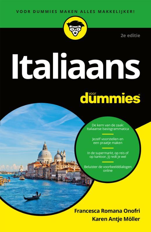Italiaans voor Dummies, 2e editie, pocketeditie