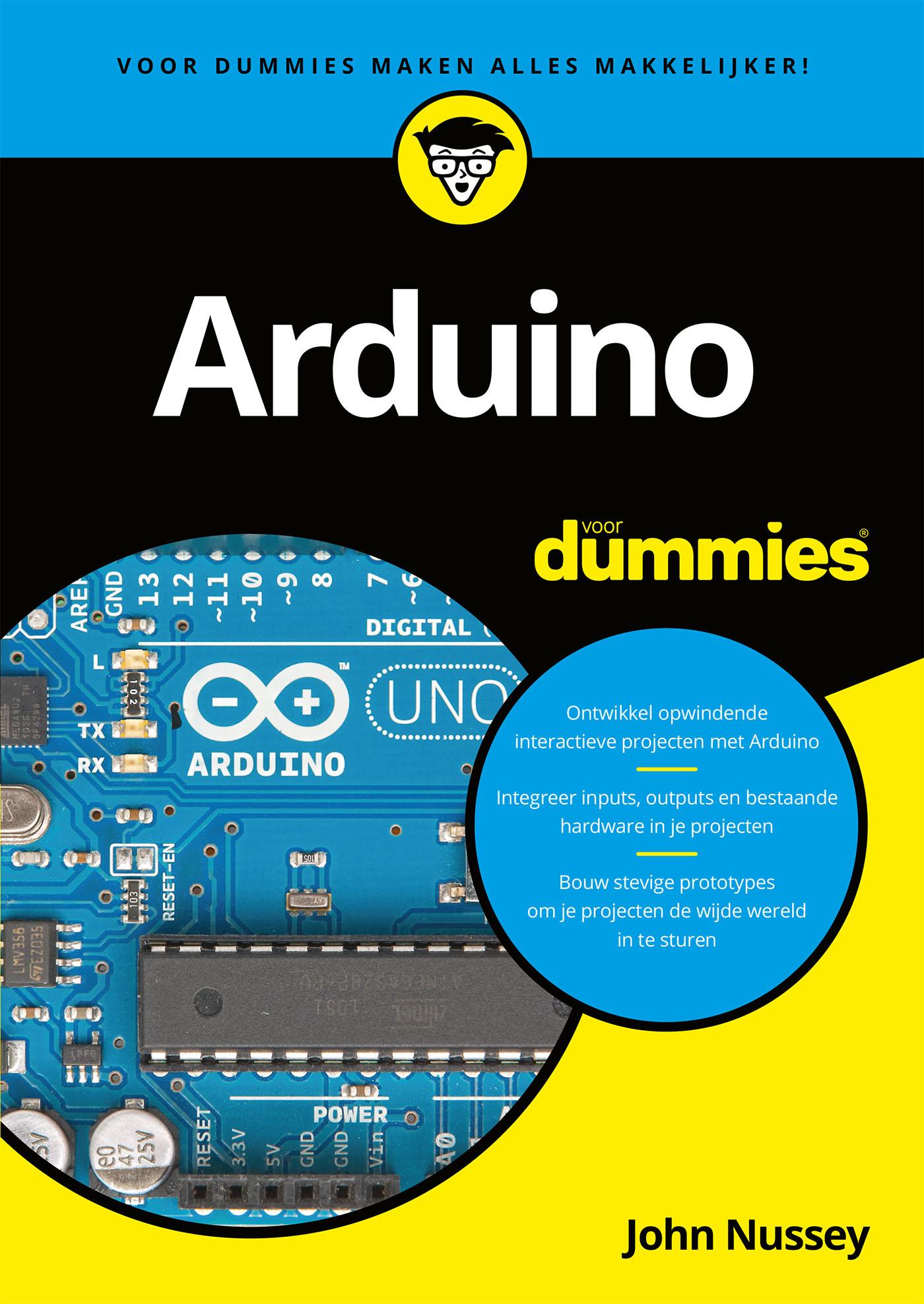 Arduino voor Dummies (eBook)