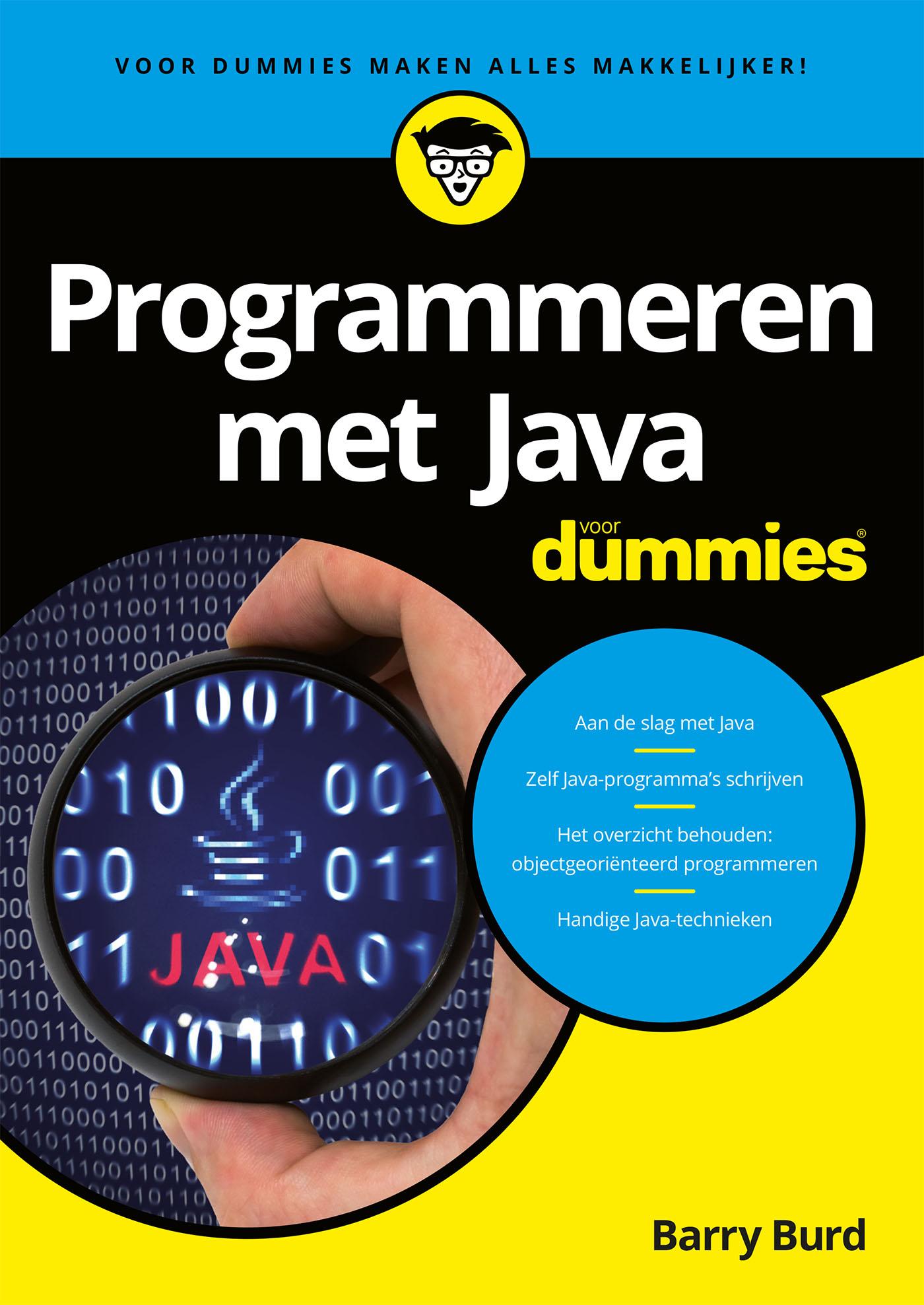 Programmeren met Java voor Dummies (eBook)