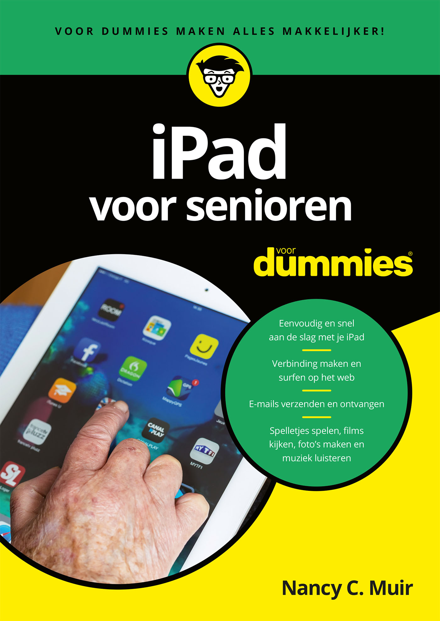 iPad voor senioren  (eBook)