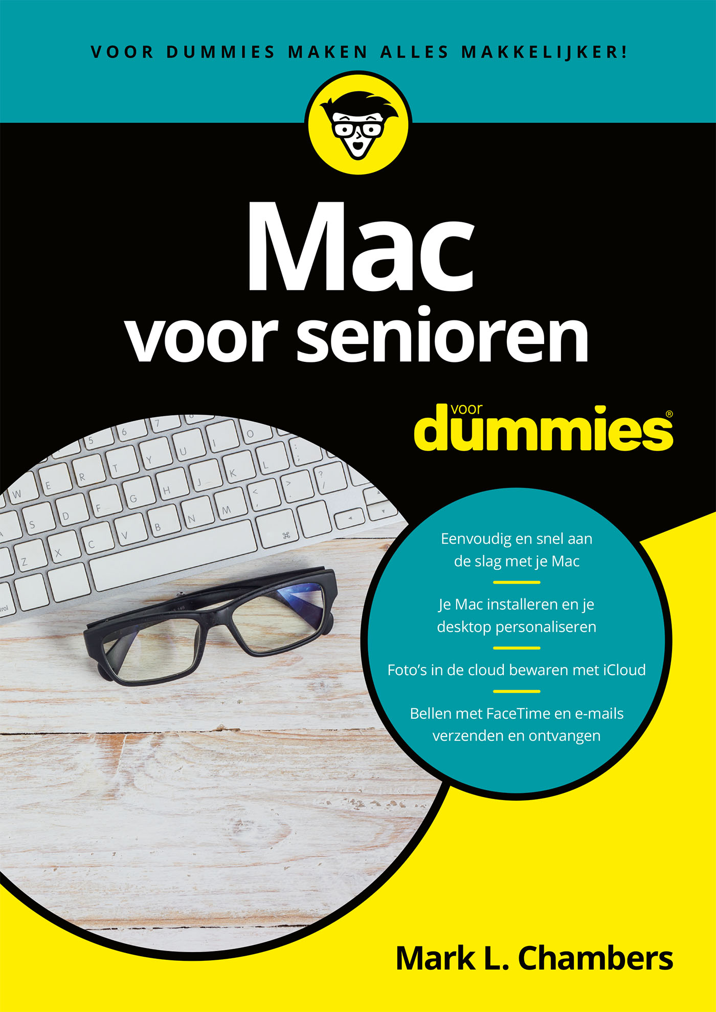 Mac voor senioren voor Dummies (eBook)