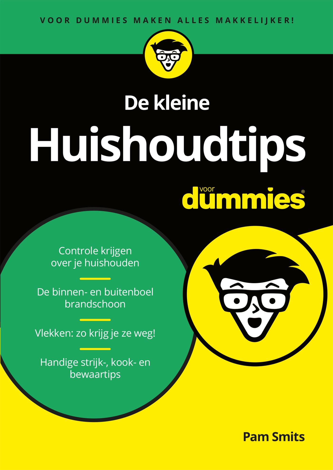 De kleine Huishoudtips voor Dummies (eBook)