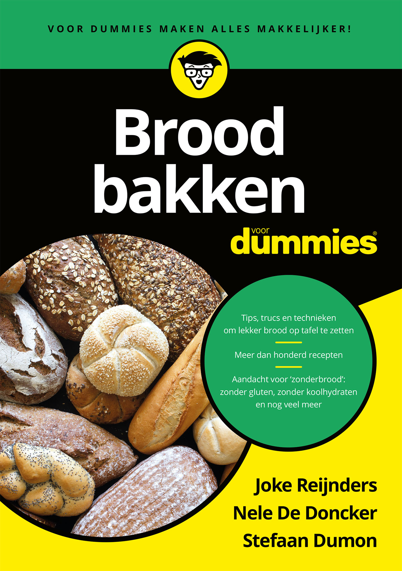 Brood bakken voor Dummies (eBook)