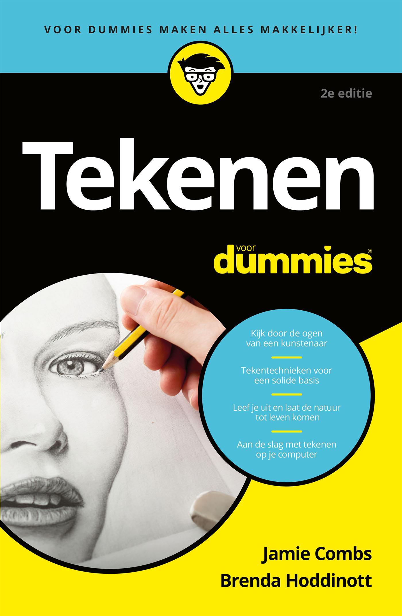 Tekenen voor Dummies, 2e editie (eBook)