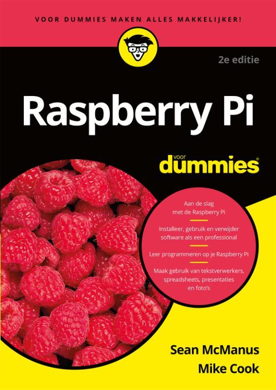 Raspberry Pi voor Dummies, 2e editie
