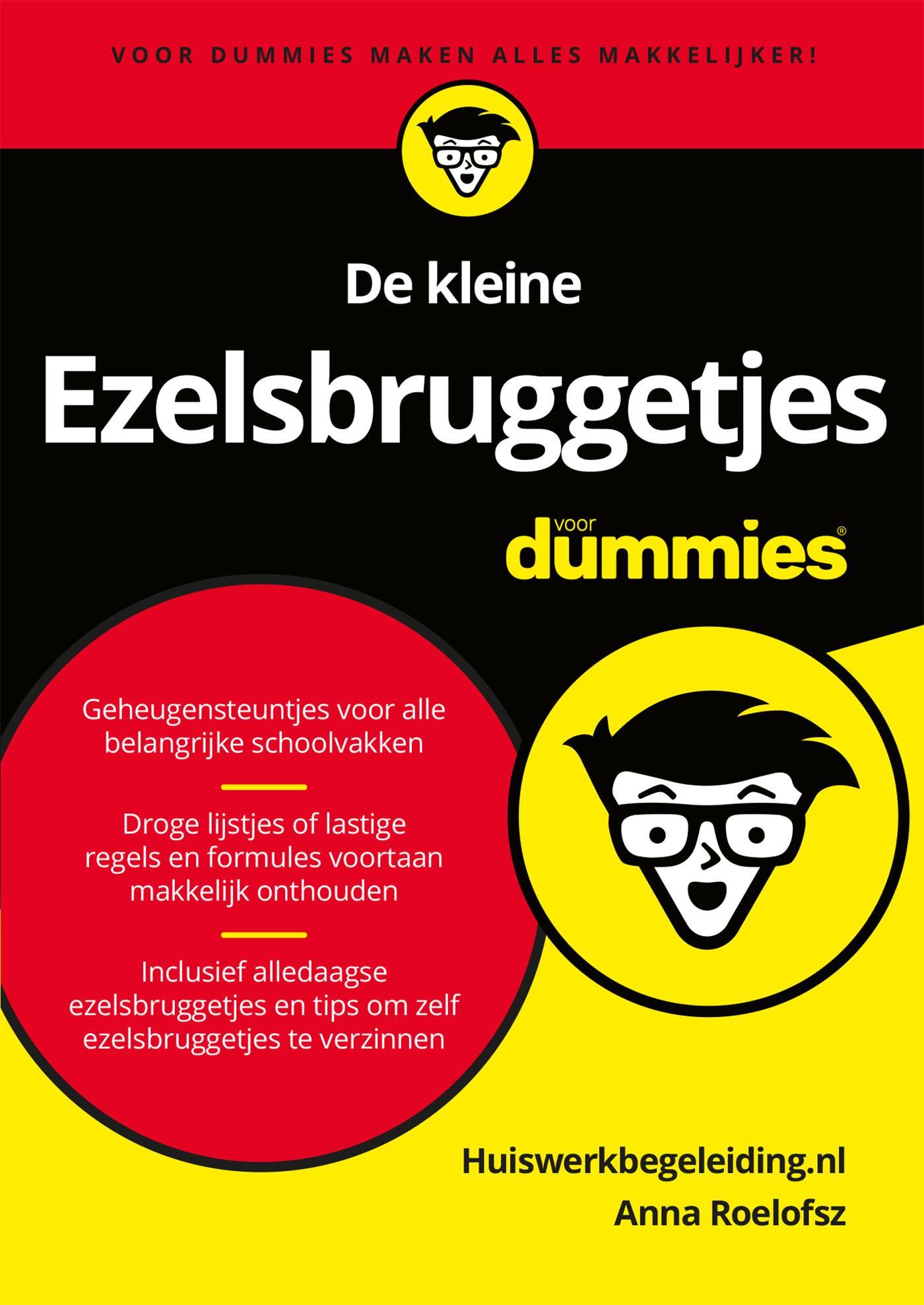 De kleine Ezelsbruggetjes voor Dummies (eBook)