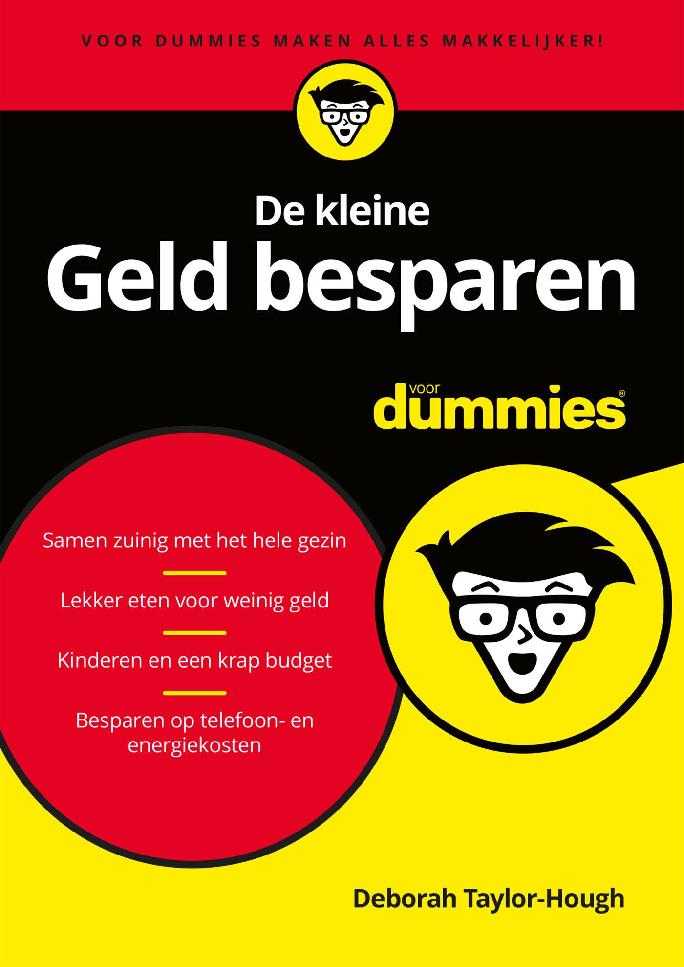 De kleine Geld besparen voor Dummies (eBook)