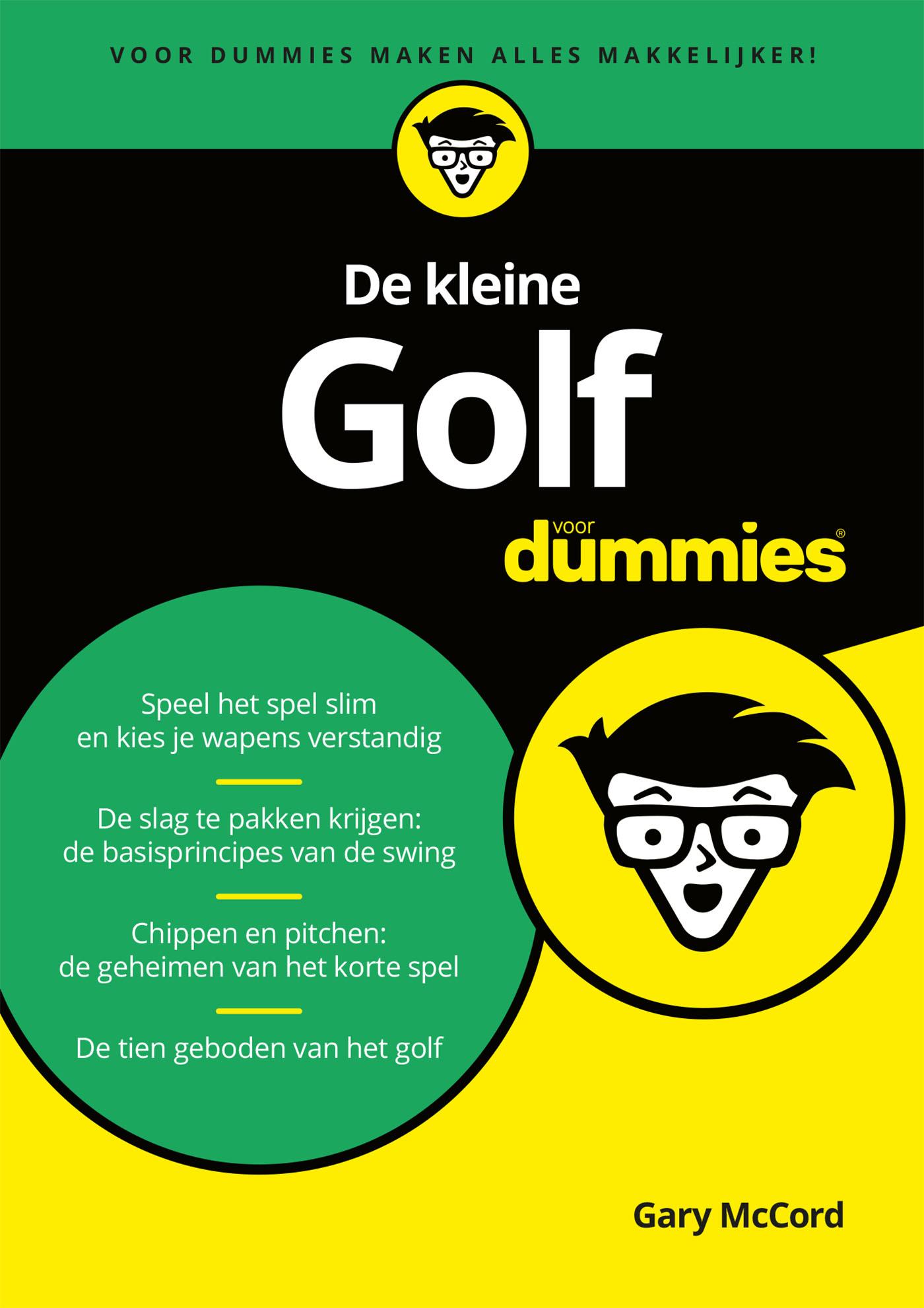 De kleine Golf voor Dummies (eBook)