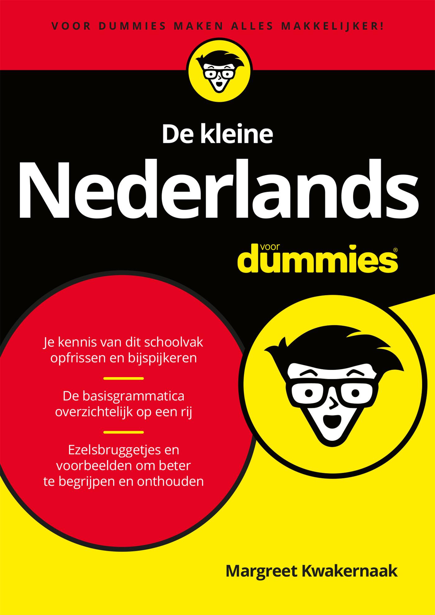 De kleine Nederlands voor Dummies (eBook)