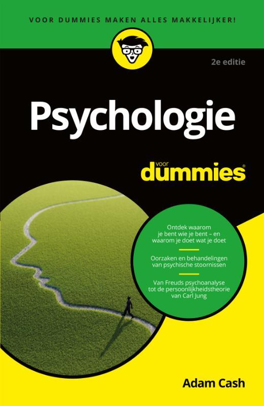 Psychologie voor Dummies, 2e editie, pocketeditie
