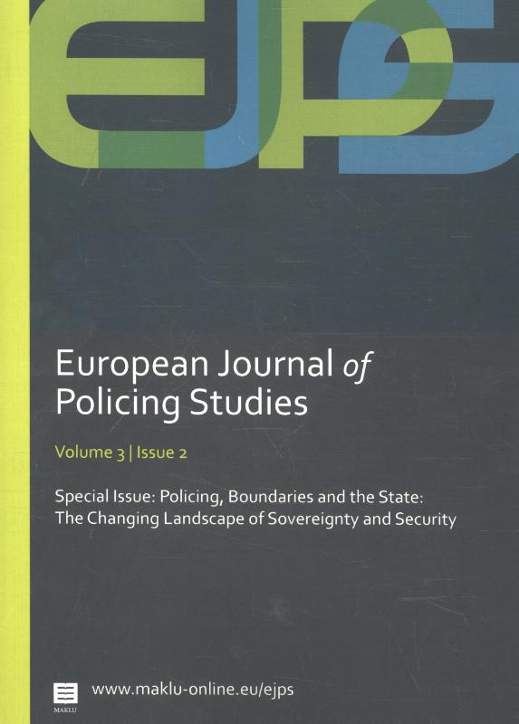 Policing, Boundaries and the State-EJPS Themanummer