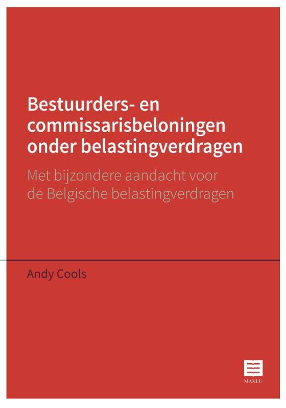 Bestuurders- en commissarisbeloningen onder belastingverdragen