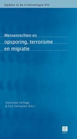 Mensenrechten en opsporing, terrorisme en migratie-Gandaius Publicatie