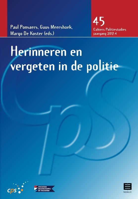 Cahiers Politiestudies