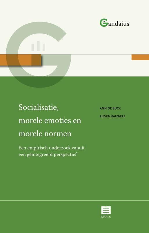 Gandaius Meesterlijk Socialisatie, morele emoties en morele normen