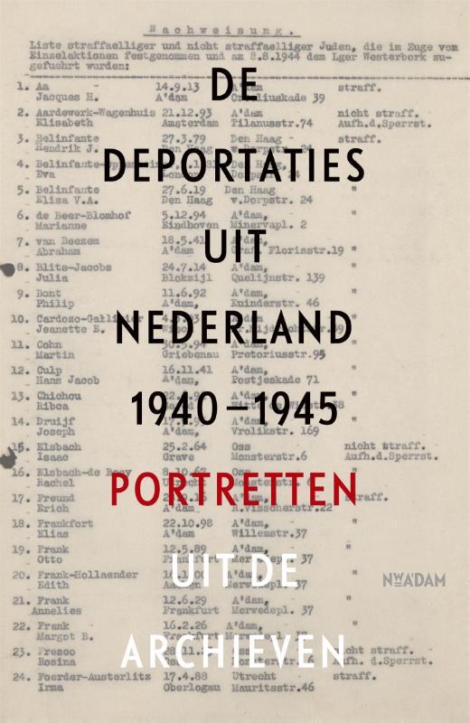 De deportaties uit Nederland 1940-1945
