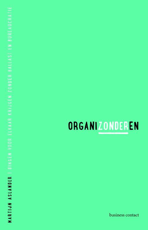 Organizonderen
