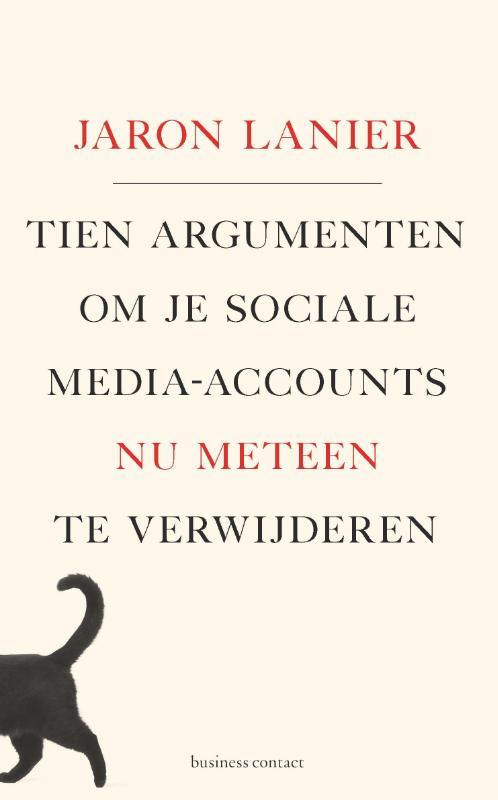 Tien argumenten om je sociale media-accounts nu meteen te verwijderen