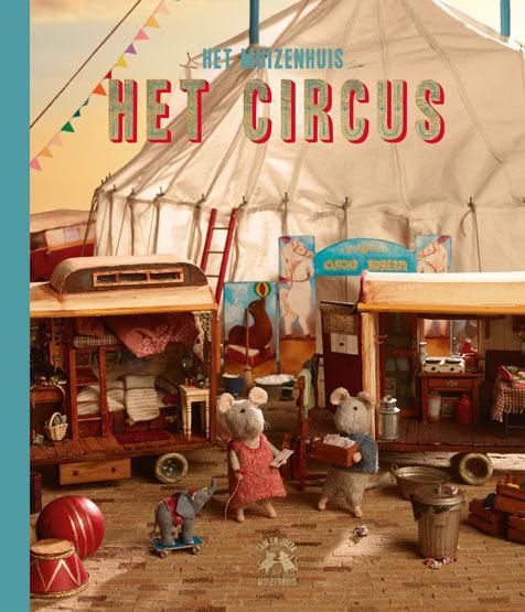 - Sam en Julia in het circus,  Het Circus, 2e herziene druk 2016