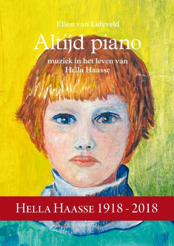 Altijd Piano - muziek in het leven van Hella Haasse, Boek met 2 cd's