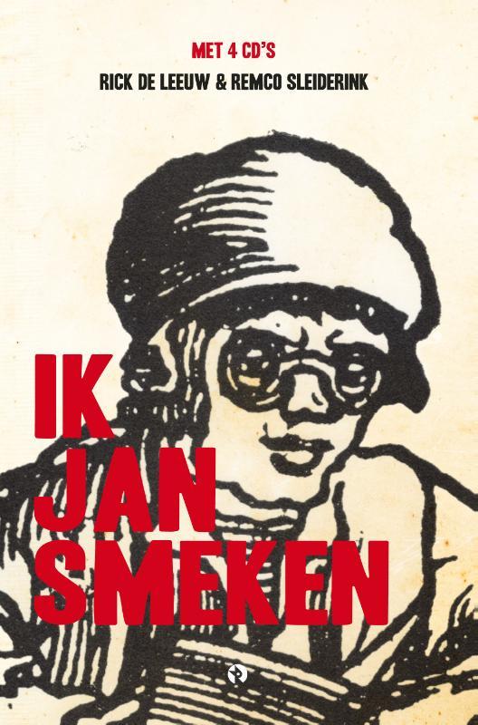 Ik Jan Smeken, Boek met CD