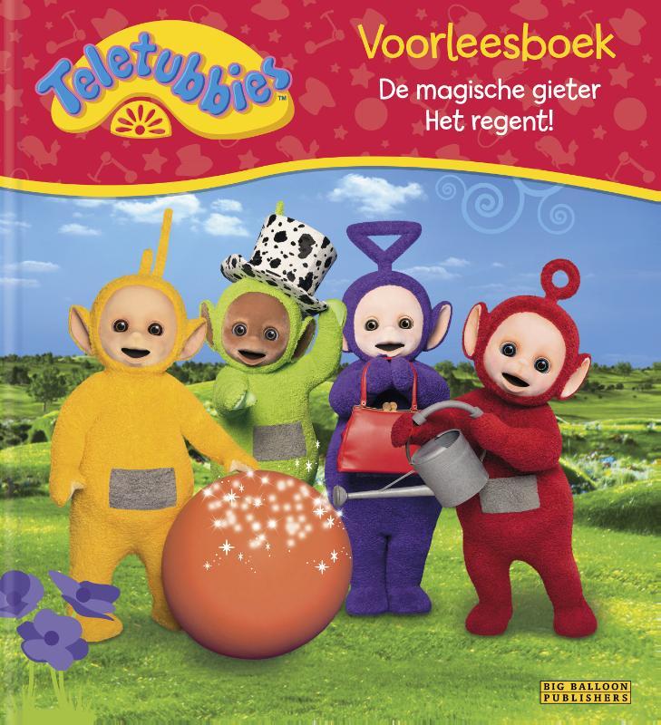 Teletubbies Voorleesboek