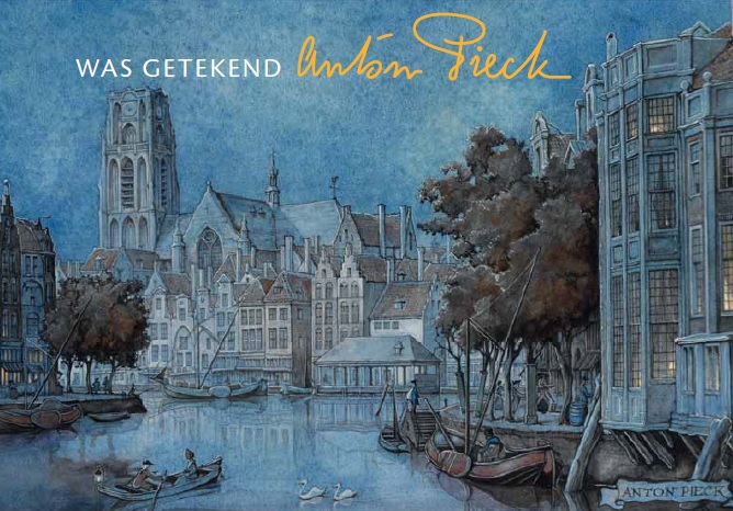 Was getekend Anton Pieck