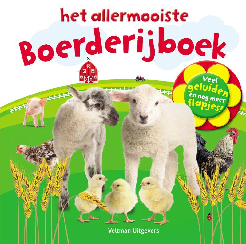 Het allermooiste boerderijboek