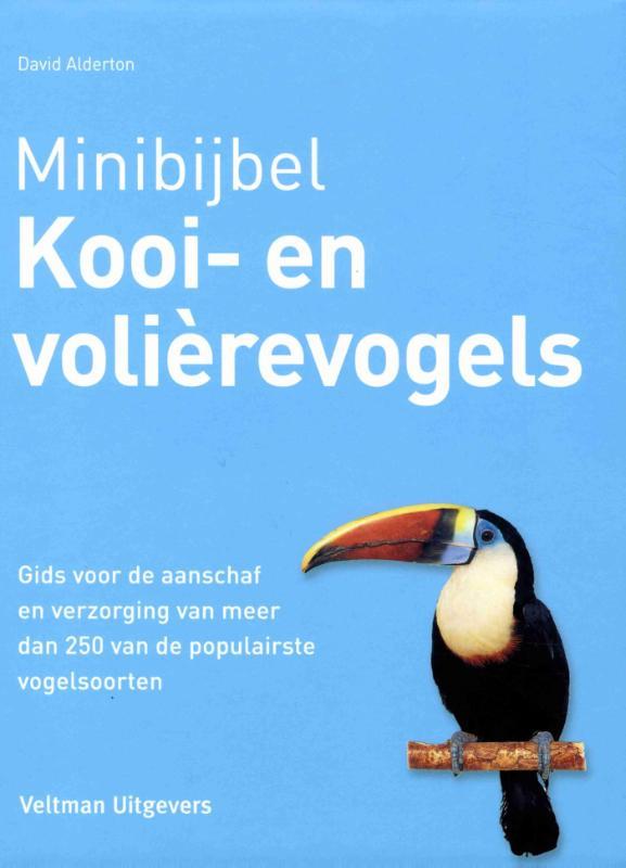 Minibijbel kooi- en volierevogels