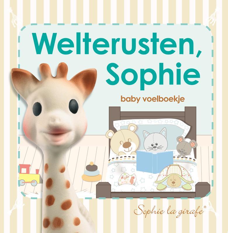 Baby voelboekje: Welterusten, Sophie